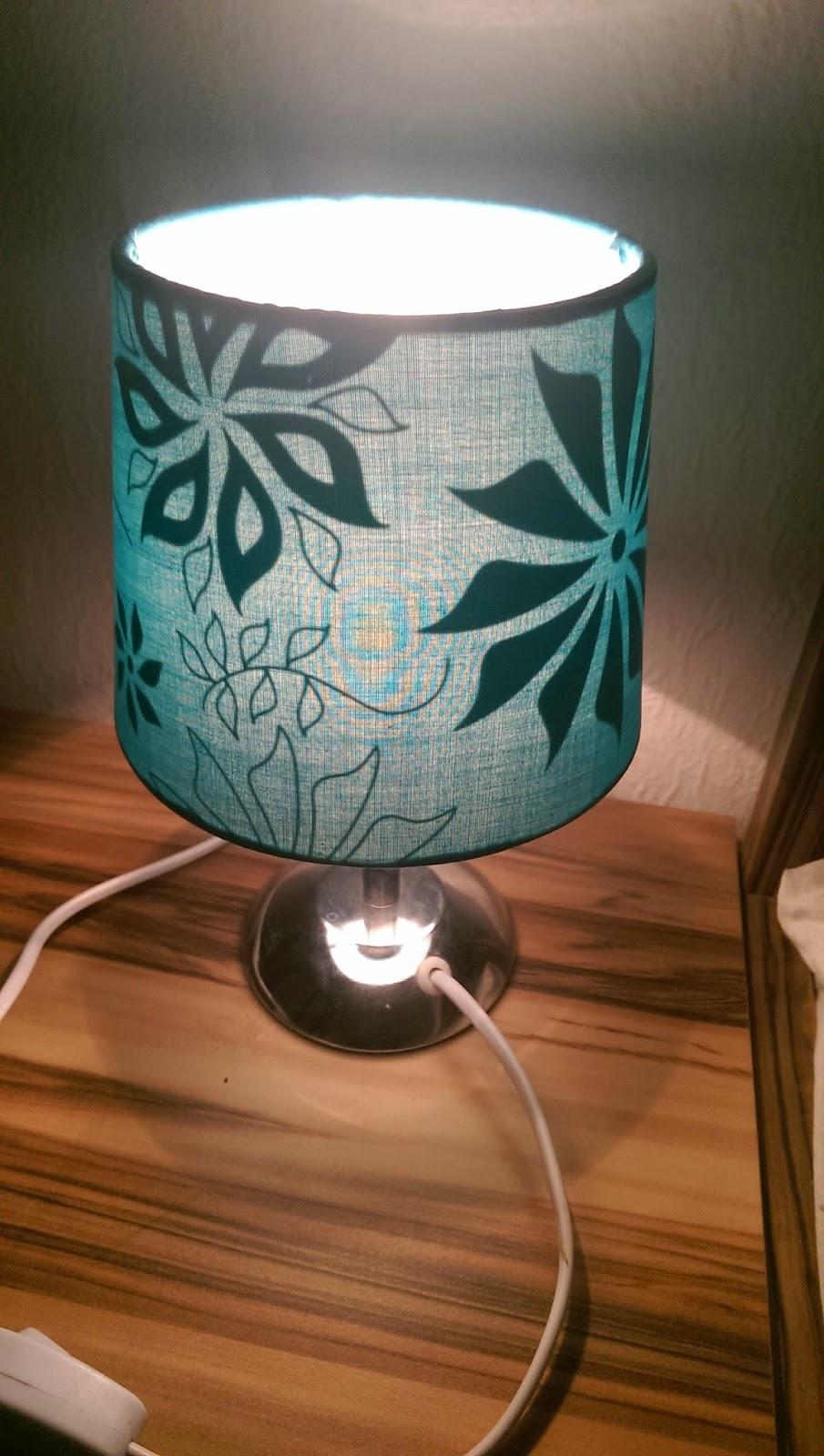 produkttest lampenschirme lisa s. Black Bedroom Furniture Sets. Home Design Ideas