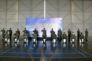 Pelatihan Inspektor Teknisi Pesawat Sukhoi 27/30MK Skadron Udara 11