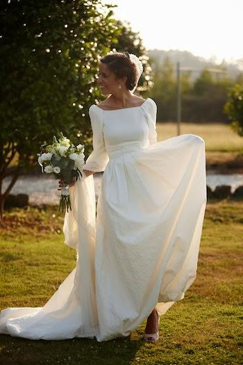 vista previa de muy barato obtener en línea El vestido de Beatriz por Sole Alonso Lo más chic, Novias con ...