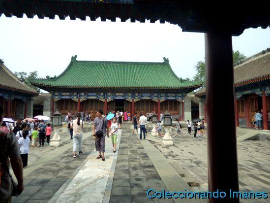 Principe Kung Palacio Beijing