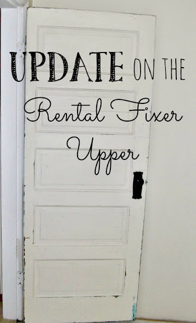 Rental fixer upper house