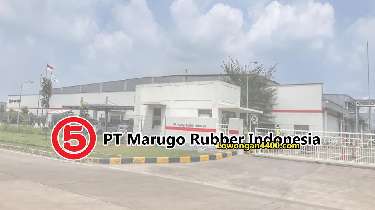 PT Marugo Rubber Indonesia Karawang