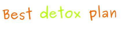 detox diet for body and liver