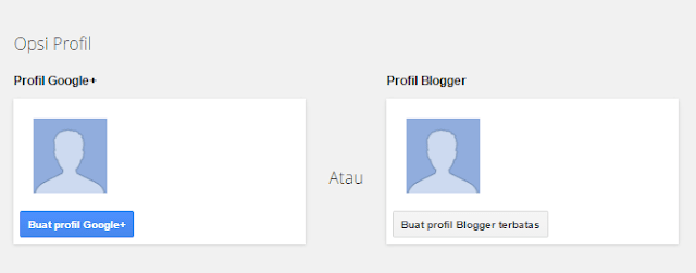 profil Google+ Cara Hade