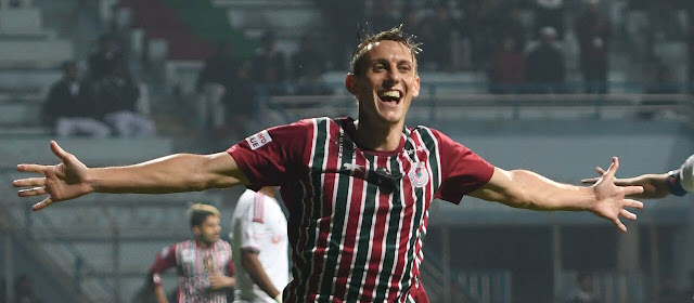 Mohun Bagan and Aizawl register victories