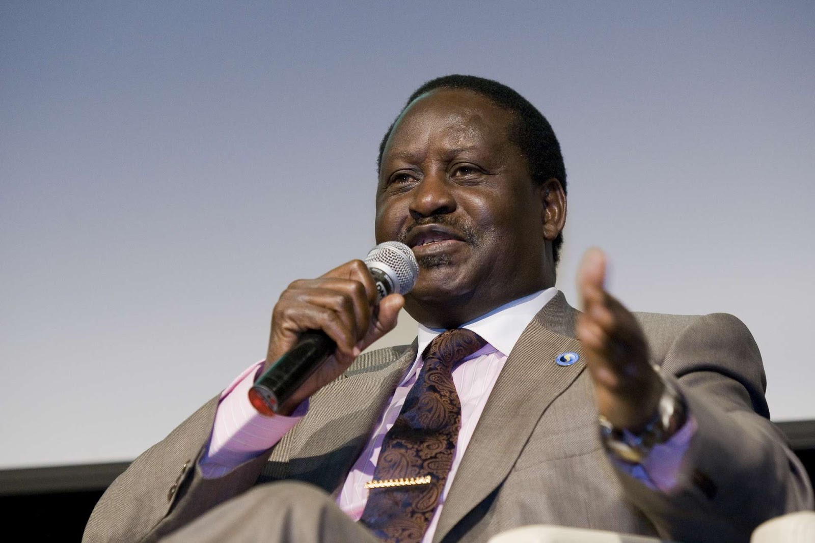 Breaking News: Raila Odinga Speaks On David Ndii's Arrest