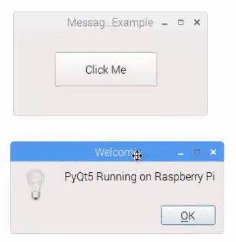 Design GUI using PyQt5 on Raspberry Pi - Embedded Laboratory