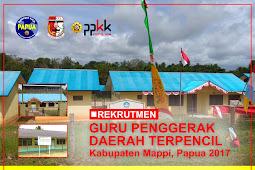 Lowongan Kerja Guru Kabupaten Mappi Tahun 2017