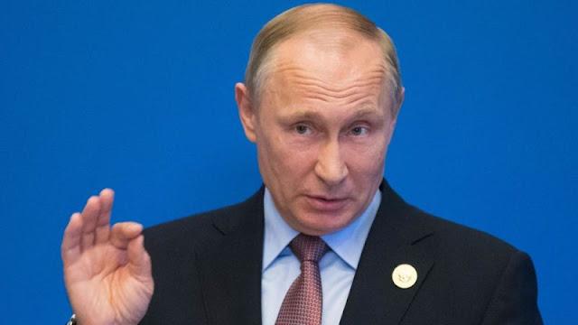 Putin dispuesto a entregar la grabación del encuentro entre Trump y Lavrov
