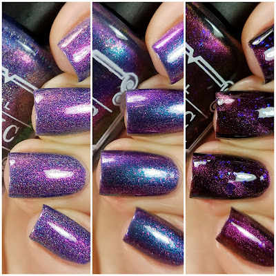 Tonic Polish Multichrome Madness Exclusives Swatches and Review