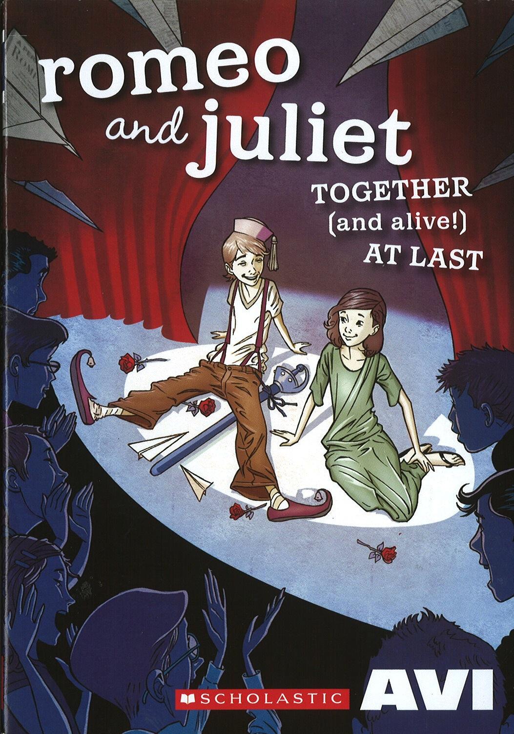Bardfilm Avi S Take On Romeo And Juliet