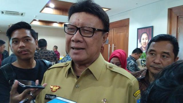 Kasus Suap Meikarta, KPK Akan Periksa Mendagri Tjahjo Kumolo Hari Ini