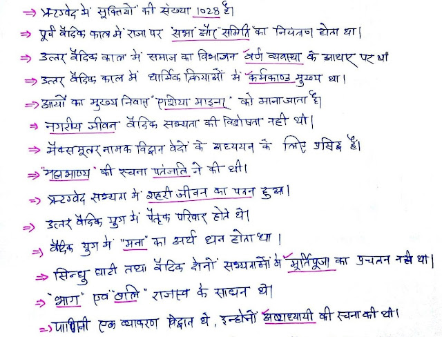 PDF] Ancient History Handwritten Notes [Hindi] - eReaders Forum