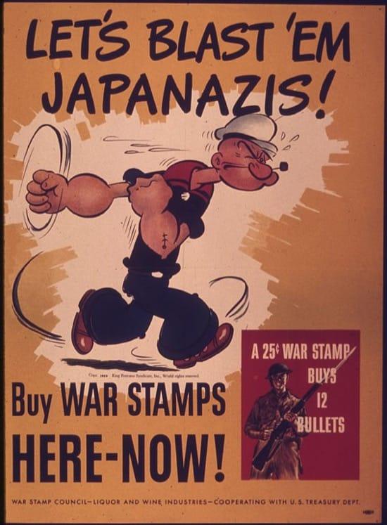 El mito del hierro de las espinacas de Popeye