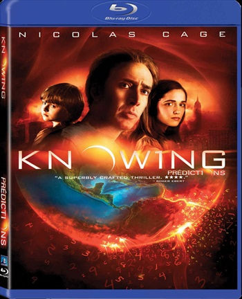 Knowing 2009 Dual Audio Hindi 480p BRRip 350mb