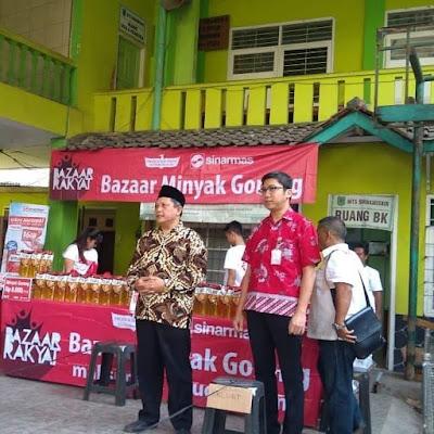Komitmen Sinar Mas Dalam Berbagi Melalui Bazaar Rakyat 2018 1