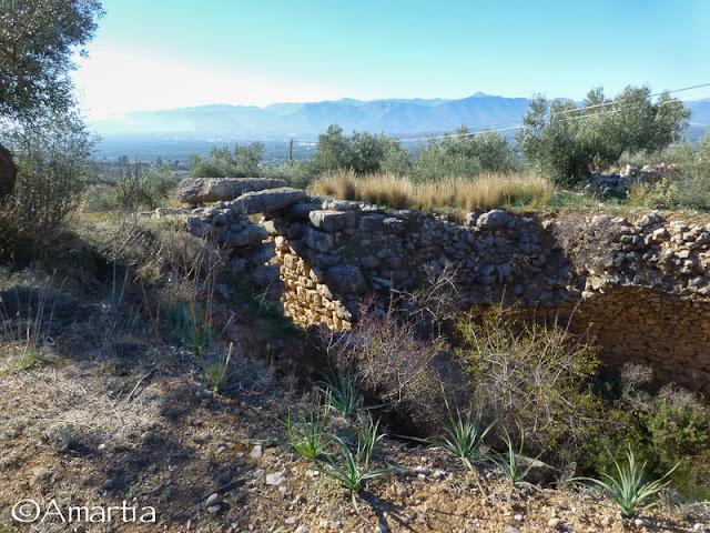 Mychènes Peloponnese Grèce