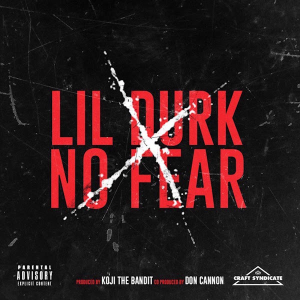 Lil Durk - No Fear - Single Cover