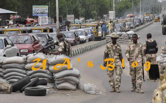 Ohanaeze Ndigbo asks military to remove roadblocks in S-East