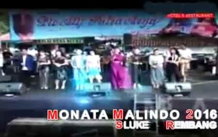 Download mp3 Monata live Sluke Rembang 2016 full album