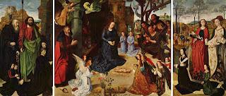 Portinari Altarpiece  - Hugo van der Goes ~ Gênios da pintura ~ Gótico