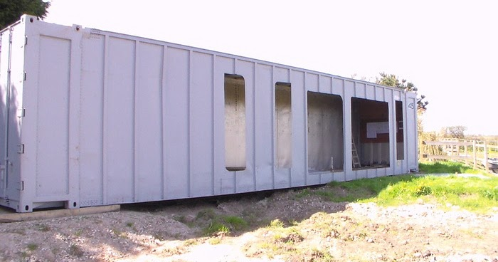 Shipping container homes 40ft shipping container home - 40ft shipping container home ...