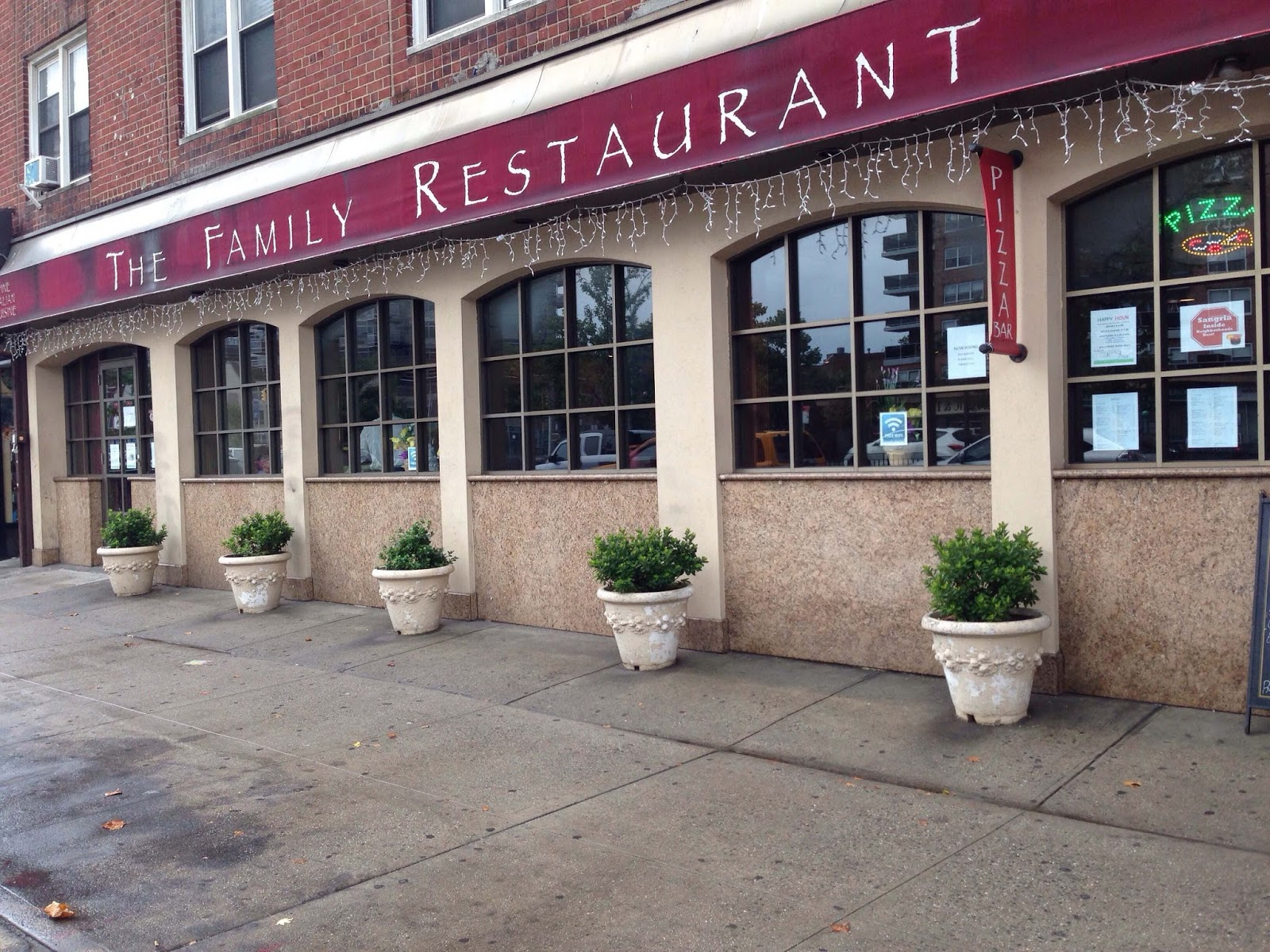 Edge Of The City Family Restaurant Closes