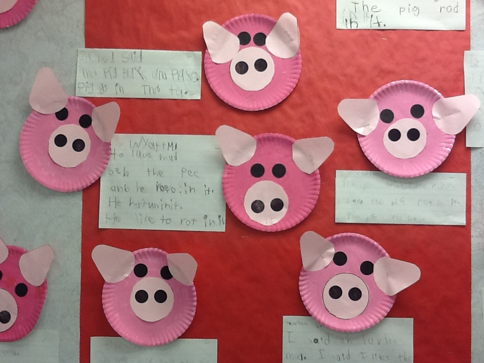 Pig Craft Earth Day And More