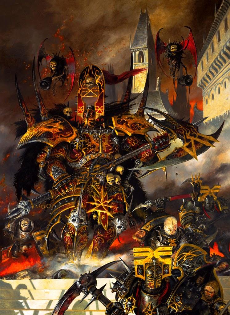 ASTRA CHAOS WOLF 40K Armies Khorne Daemonkin TournamentWarhammer 40k Chaos Gods
