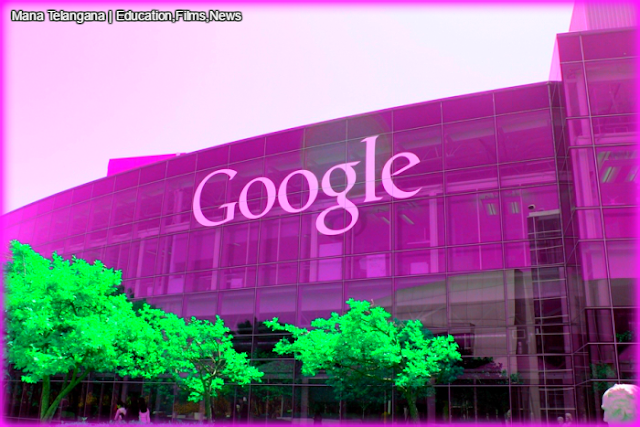 Google Asia Big Campus in : Mana Hyderabad Mana Telangana