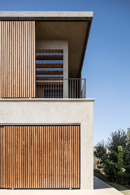 simplicity love: Residence in the Galilee, Israel | Golany ...