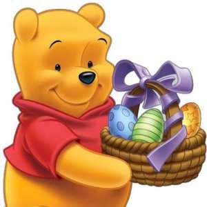 Pooh yang comel