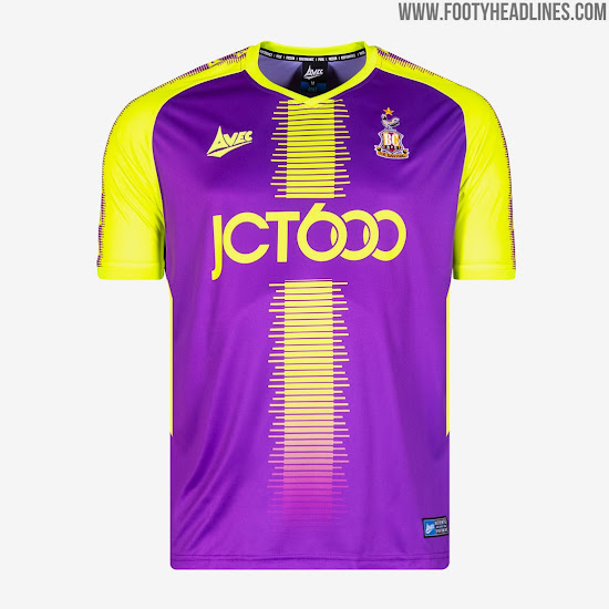 Bradford City 20-21 Home & Goalkeeper Kits Released ...