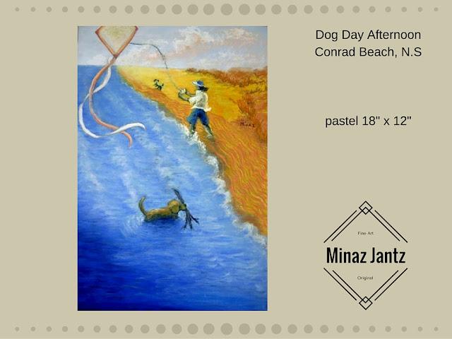 Dog Day Afternoon by Minaz Jantz