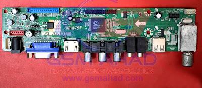 v59 Universal board firmware Download 1024X768, 1280X1024, 1600X900, 1680X1050, 1920X1080, 1920X1200, 1366X768, 1400X1050, 1440X900,1600X1200 (Flash file)