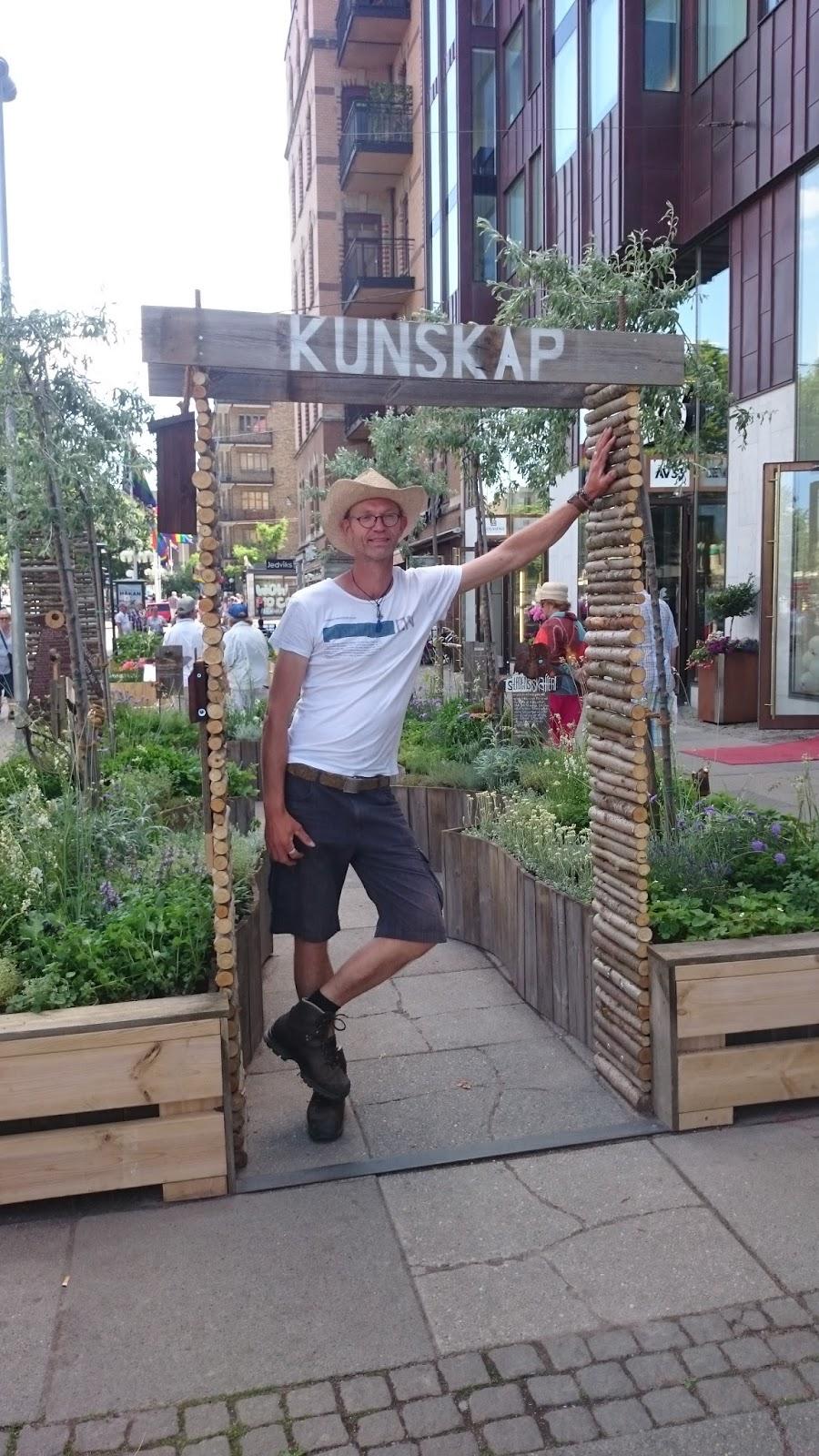 Trädgård och design för alla