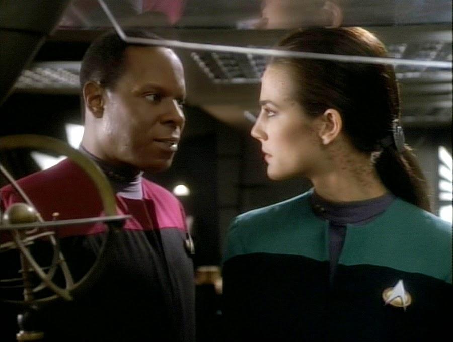 Doux Reviews Star Trek Deep Space Nine Dax
