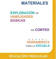 Exploración de habilidades básicas en conteo - Preescolar - SISAT