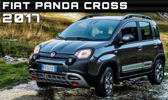 Fiat Panda City Cross: Price and Photos