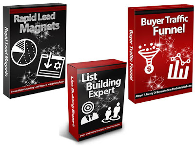 Rapid Lead Magnets & Buyer Traffic Funnel + BONUS