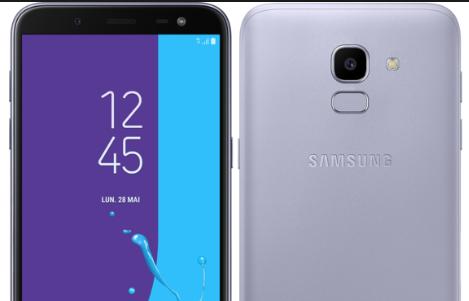 هاتف سامسونج جالاكسي J6 يحصل على التحديث الجديد 2019