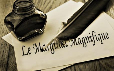 La seule et unique adresse pour ecrire au seul et unique Marginal Magnifique