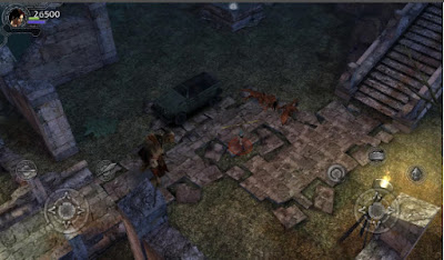 Game Lara Croft: Guardian of Light™ APK+DATA