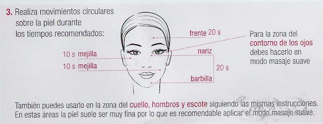 Cepillo facial So Nice Skin de Beter.