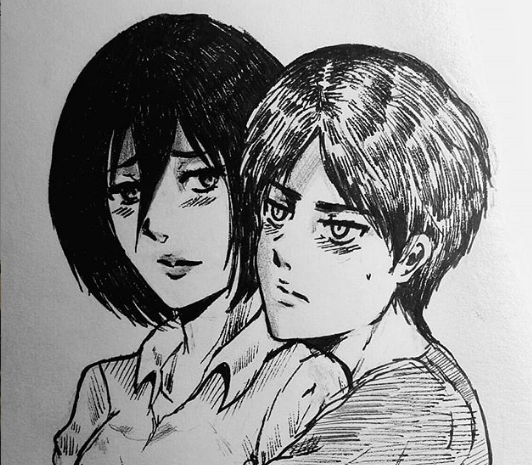'Attack on Titan' Makes Shocking Change to Mikasa, Eren's Relationship