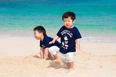 沖縄 家族写真 出張撮影