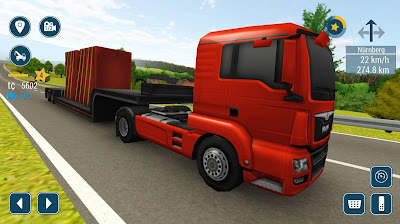 TruckSimulation 16 unlimited money