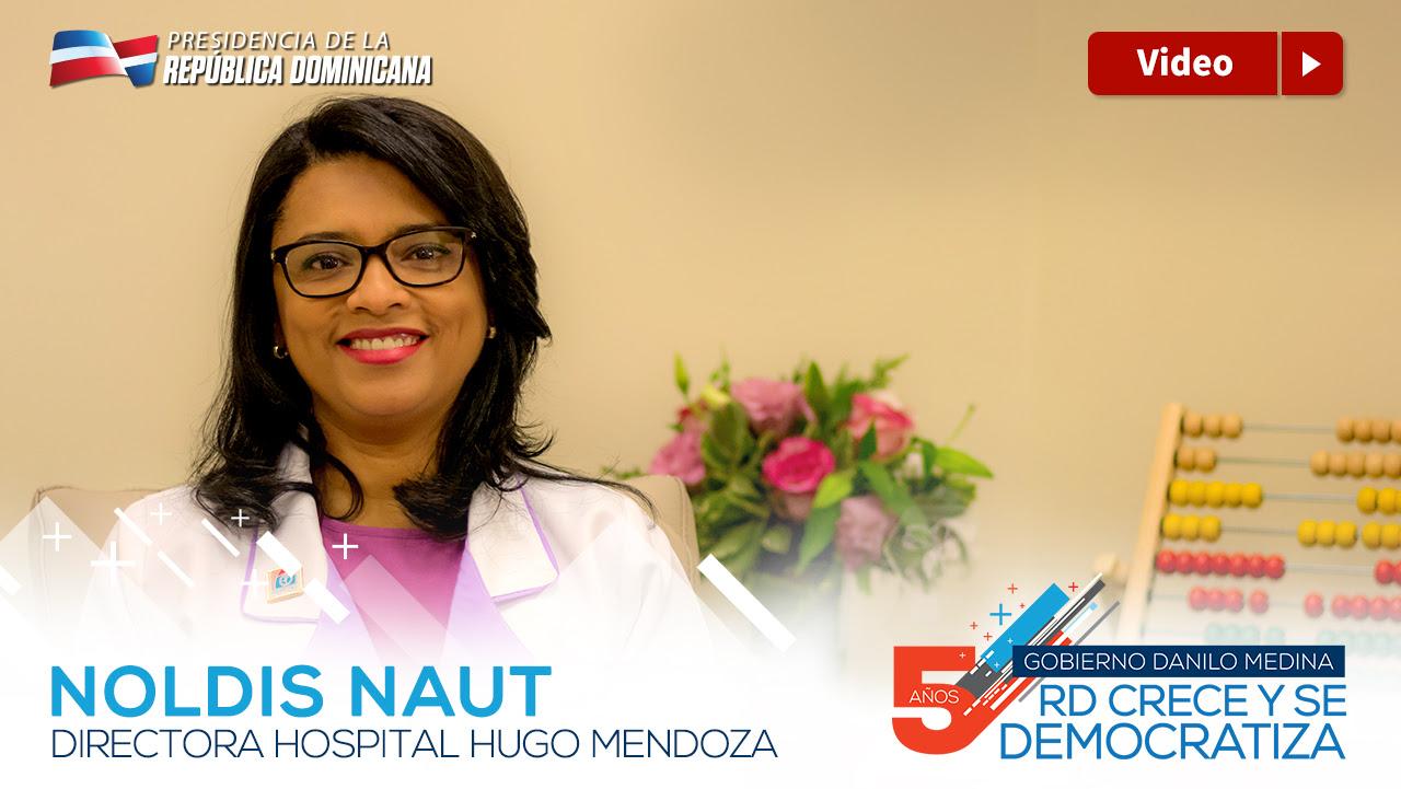 VIDEO: Noldis Naut, directora hospital pediátrico Hugo Mendoza
