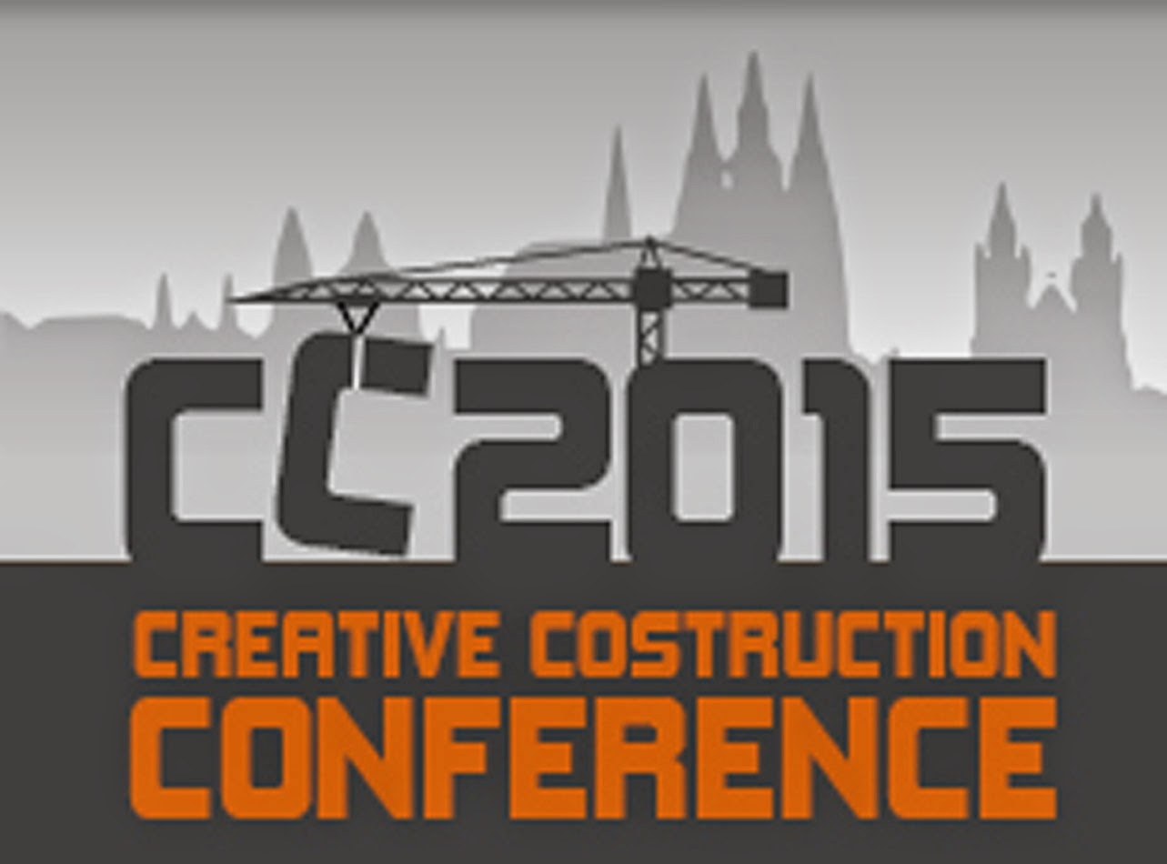 Creative Construction Conference 2015