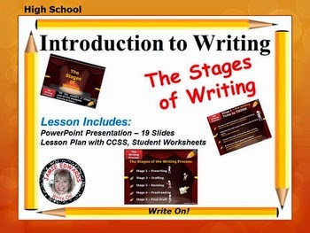 Introduction to Writing: The Stages of Writing